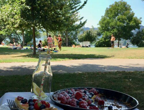 Stadtpicknick am Zürichhorn